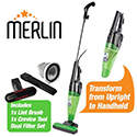 Merlin Mini Vacuum Green